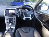USED 2012 62 VOLVO XC60 2.4 D4 SE LUX NAV AWD 5d AUTO 161 BHP Nav,HtdLeather,Media,ElecBoot!