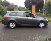 USED 2011 61 VAUXHALL ASTRA 1.4 EXCLUSIV 5d 98 BHP