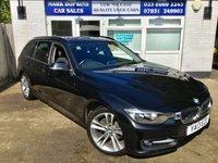 2013 BMW 3 SERIES 1.6 316I SPORT TOURING 5d 135 BHP £11995.00