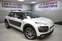 USED 2015 65 CITROEN C4 CACTUS 1.6 BLUEHDI FEEL 5d 98 BHP Full Service History, Free Tax, Cruise control, Bluetooth