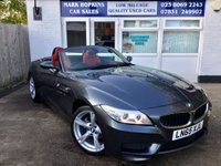 2015 BMW Z4 2.0 Z4 SDRIVE18I M SPORT ROADSTER 2d 155 BHP £15995.00