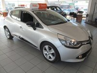 USED 2014 14 RENAULT CLIO 1.5 DYNAMIQUE MEDIANAV ENERGY DCI S/S 5d 90 BHP