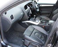 USED 2013 62 AUDI A5 2.0 SPORTBACK TDI S LINE 5d 134 BHP