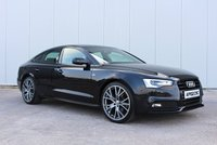 2013 AUDI A5 2.0 SPORTBACK TDI S LINE 5d 134 BHP £11250.00