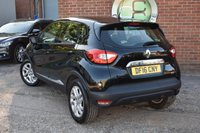 USED 2016 16 RENAULT CAPTUR 0.9 DYNAMIQUE NAV TCE 5d 90 BHP WE OFFER FINANCE ON THIS CAR