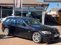 USED 2010 10 BMW 3 SERIES 318i 2.0  M SPORT BUSINESS EDITION TOURING 5d AUTO 141 BHP Free MOT for Life