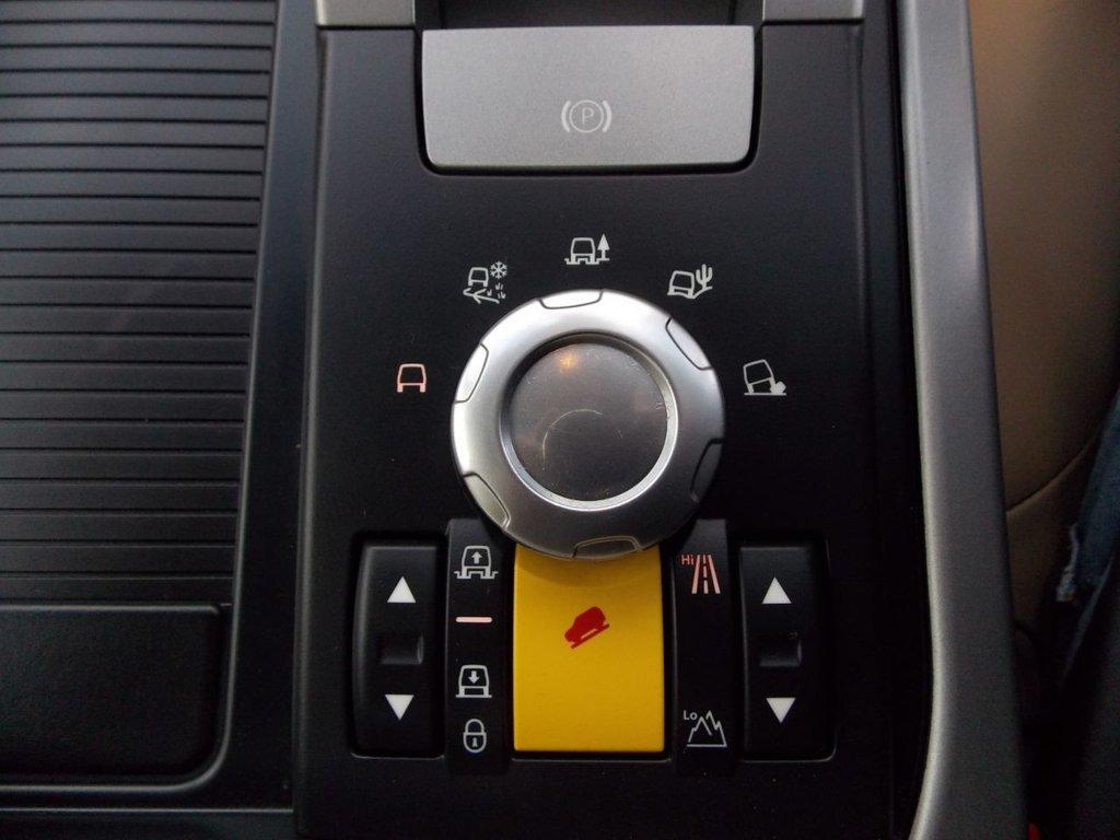 USED 2008 08 LAND ROVER RANGE ROVER SPORT 3.6 TDV8 SPORT HSE 5d AUTO 269 BHP
