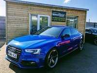 USED 2016 66 AUDI A5 2.0 TDI BLACK EDITION PLUS 5d AUTO 187 BHP ****Finance Available £79 PER WEEK****