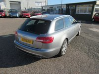 USED 2011 11 AUDI A6 2.0 AVANT TDI S LINE SPECIAL EDITION 5d 168 BHP