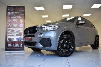 2013 BMW X5 XDRIVE30D M SPORT AUTOMATIC £24495.00
