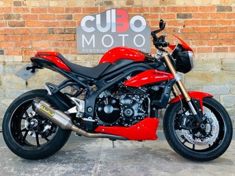 2011 TRIUMPH SPEED TRIPLE 1050 £5790.00