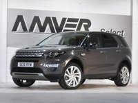 USED 2016 16 LAND ROVER DISCOVERY SPORT 2.0 TD4 HSE LUXURY 5d AUTO 180 BHP
