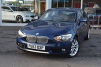 USED 2013 63 BMW 1 SERIES 2.0 120D URBAN 5d 181 BHP FINANCE TODAY WITH NO DEPOSIT