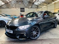 USED 2016 16 BMW 4 SERIES 2.0 420d M Sport Gran Coupe (s/s) 5dr PERFORMANCE KIT  FSH TWIN EXH