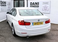 USED 2012 12 BMW 3 SERIES 2.0 320d EfficientDynamics BluePerformance 4dr *BLUETOOTH*PARKING AID*