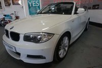 USED 2012 12 BMW 1 SERIES 2.0 118d M Sport 2dr 1 OWNER, HOT LEATHER, F/S/H
