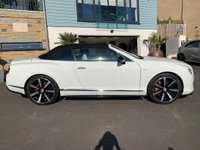 USED 2014 J BENTLEY CONTINENTAL 4.0 V8 GTC S Auto 4WD 2dr (EU5) Low Mileage Mulliner Spec GTC