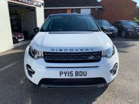 USED 2015 15 LAND ROVER DISCOVERY SPORT 2.2 SD4 SE Tech 4WD (s/s) 5dr FULL LAND ROVER HISTORY