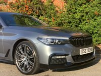 USED 2017 67 BMW 5 SERIES 2.0 520d M Sport Touring Auto (s/s) 5dr PERFORMANCE KIT 20S STUNNER!
