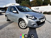 USED 2011 11 RENAULT CLIO 1.1 DYNAMIQUE TOMTOM 16V 3d 75 BHP 1 OWNER + JUST SERVICED