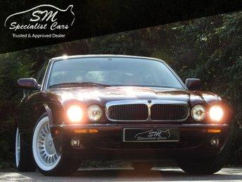 1998 JAGUAR XJ 3.2 SOVEREIGN V8 4d AUTO 240 BHP £2490.00