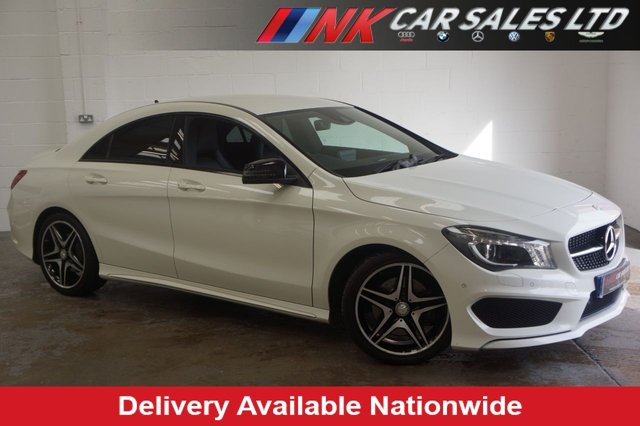2015 15 MERCEDES-BENZ CLA 2.1 CLA220 CDI AMG SPORT 4d AUTO 170 BHP SOLD TO RICKY FROM WOLVERHAMPTON