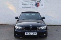 USED 2012 62 BMW 1 SERIES 2.0 120D M SPORT 2d 175 BHP