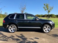 USED 2005 05 PORSCHE CAYENNE 4.5 S  AUTO 340 BHP 5DR ESTATE 22 KHAN ALLOYS* SAT NAV* FSH*