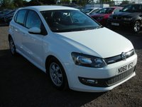 2010 VOLKSWAGEN POLO 1.2 BLUEMOTION TDI 5d 74 BHP SOLD