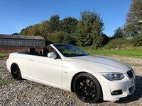 USED 2011 61 BMW 3 SERIES 3.0 330I M SPORT 2d AUTO 269 BHP