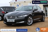 USED 2014 14 JAGUAR XF 2.2 D PREMIUM LUXURY 4d 200 BHP