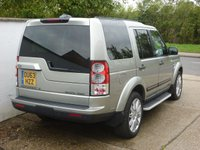USED 2013 63 LAND ROVER DISCOVERY 3.0 4 SDV6 HSE 5d AUTO 255 BHP FULL SERVICE HISTORY SIDE RUNNING BOARDS