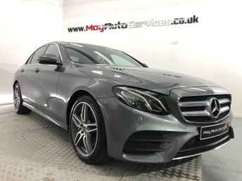 View our MERCEDES-BENZ E CLASS