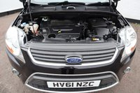 USED 2011 61 FORD KUGA 2.0 TITANIUM TDCI AWD 5d 163 BHP FULL SERVICE HISTORY, TWO OWNERS, DIESEL,