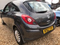 USED 2013 62 VAUXHALL CORSA 1.0 S ECOFLEX 3d 64 BHP PERFECT FIRST TIME DRIVERS CAR: