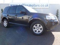 2013 LAND ROVER FREELANDER 2.2 SD4 GS 5d AUTO 190 BHP £12995.00