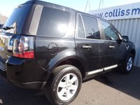 USED 2013 63 LAND ROVER FREELANDER 2.2 SD4 GS 5d AUTO 190 BHP