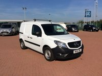 USED 2016 16 MERCEDES-BENZ CITAN 1.5 109 CDI  90 BHP (NK16ORL) WE WONT BE BEATEN ON PRICE !