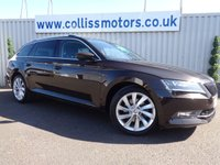 2016 SKODA SUPERB 2.0 SE L EXECUTIVE TDI 5d 148 BHP £16495.00