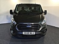 USED 2018 68 FORD TRANSIT CUSTOM 2.0 300 LIMITED P/V L1 H1 1d 129 BHP HIGH SPEC EURO 6 HIGH SPEC, LOW MILES, EURO 6,