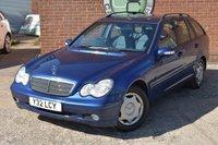 2001 MERCEDES-BENZ C CLASS 2.0 C180 CLASSIC 5d AUTO 129 BHP £1490.00