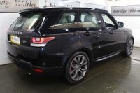 USED 2014 64 LAND ROVER RANGE ROVER SPORT 3.0 SD V6 Autobiography Dynamic 4X4 (s/s) 5dr SLIDING PAN ROOF! DEPLOYABLES!
