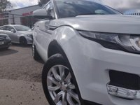 USED 2014 14 LAND ROVER RANGE ROVER EVOQUE 2.2 ED4 Pure Tech 2WD 5dr 2 OWNERS+SAT NAV+BLUETOOTH!!!!