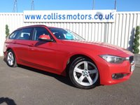 2012 BMW 3 SERIES 2.0 320D SE TOURING 5d 181 BHP £9295.00