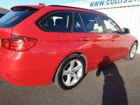 USED 2012 62 BMW 3 SERIES 2.0 320D SE TOURING 5d 181 BHP