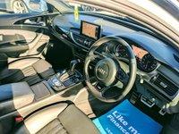 USED 2015 15 AUDI A6 3.0 TDI QUATTRO BLACK EDITION 4d AUTO 315 BHP ****Finance Available****