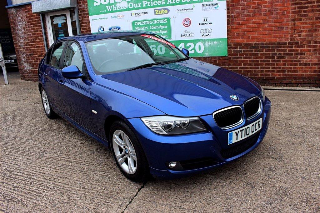 2010 10 BMW 3 SERIES 2.0 320D ES 4d 175 BHP