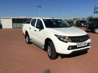 USED 2017 67 MITSUBISHI L200 2.4 DI-D 4WD 4LIFE D/CAB 151 BHP EURO 6  (DY67VGK) All Vehicles with minimum 6 months Warranty, Van Ninja Health Check and cannot be beaten on price!
