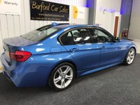 USED 2015 65 BMW 3 SERIES 2.0 320D M SPORT 4d 188 BHP