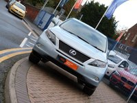 USED 2012 61 LEXUS RX 3.5 450H ADVANCE 5d AUTO [SUNROOF] SAT NAV & MEDIA ~ FULL HEATED LEATHER ~ ELECTRIC SUNROOF ~ REAR CAMERA ~ POWER BOOT ~ FULL SERVICE HISTORY ~ HUGE SPECIFICATION